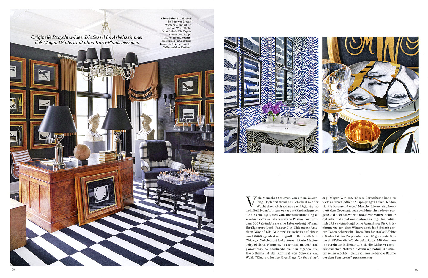 elle decoration germany1 2016 03 megan winters. Black Bedroom Furniture Sets. Home Design Ideas