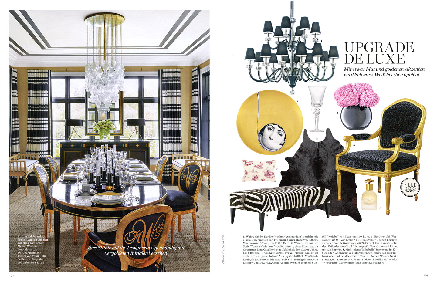 elle decoration germany2 2016 03 megan winters. Black Bedroom Furniture Sets. Home Design Ideas